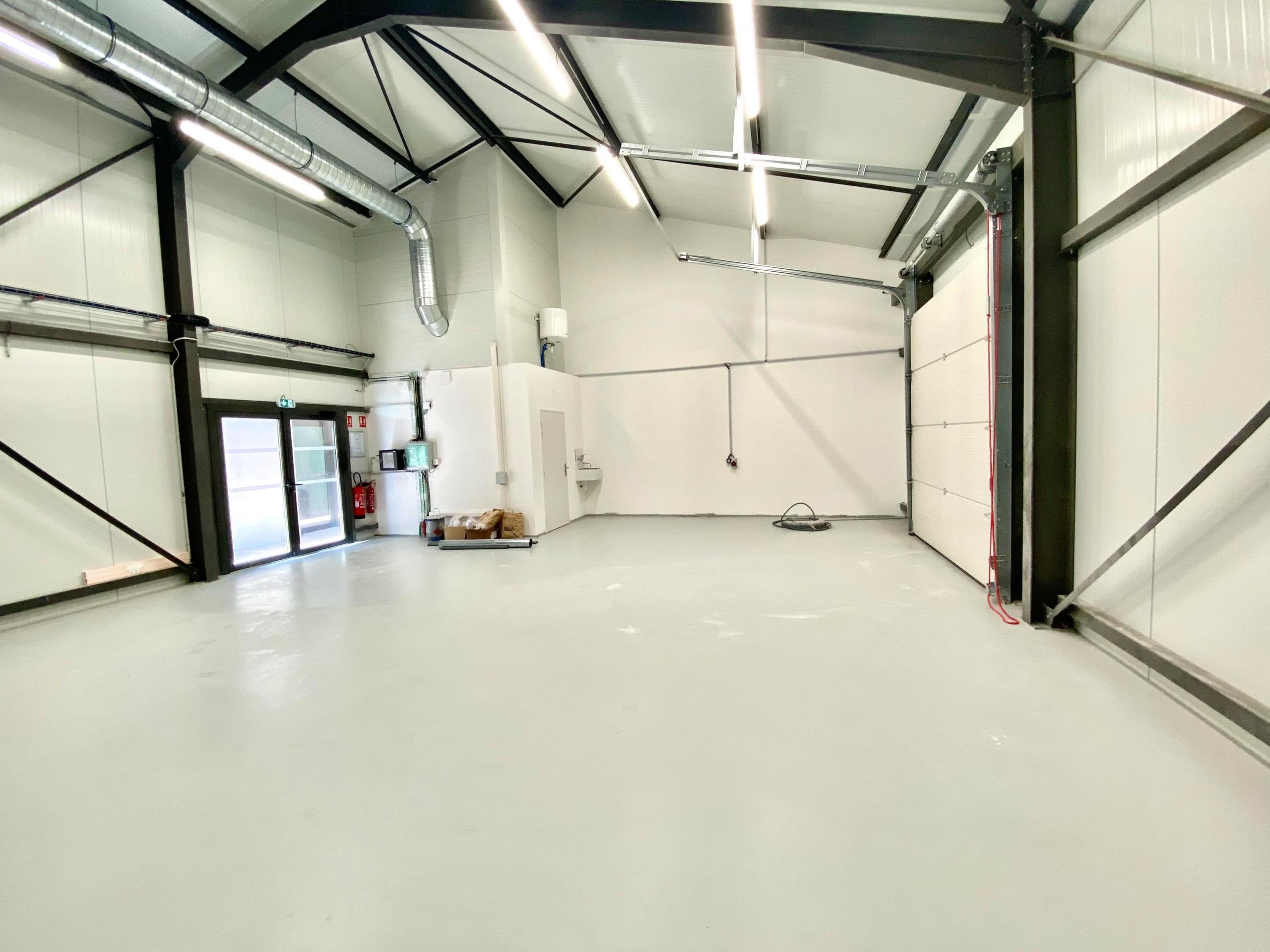 Ateliers d'activité 87m²