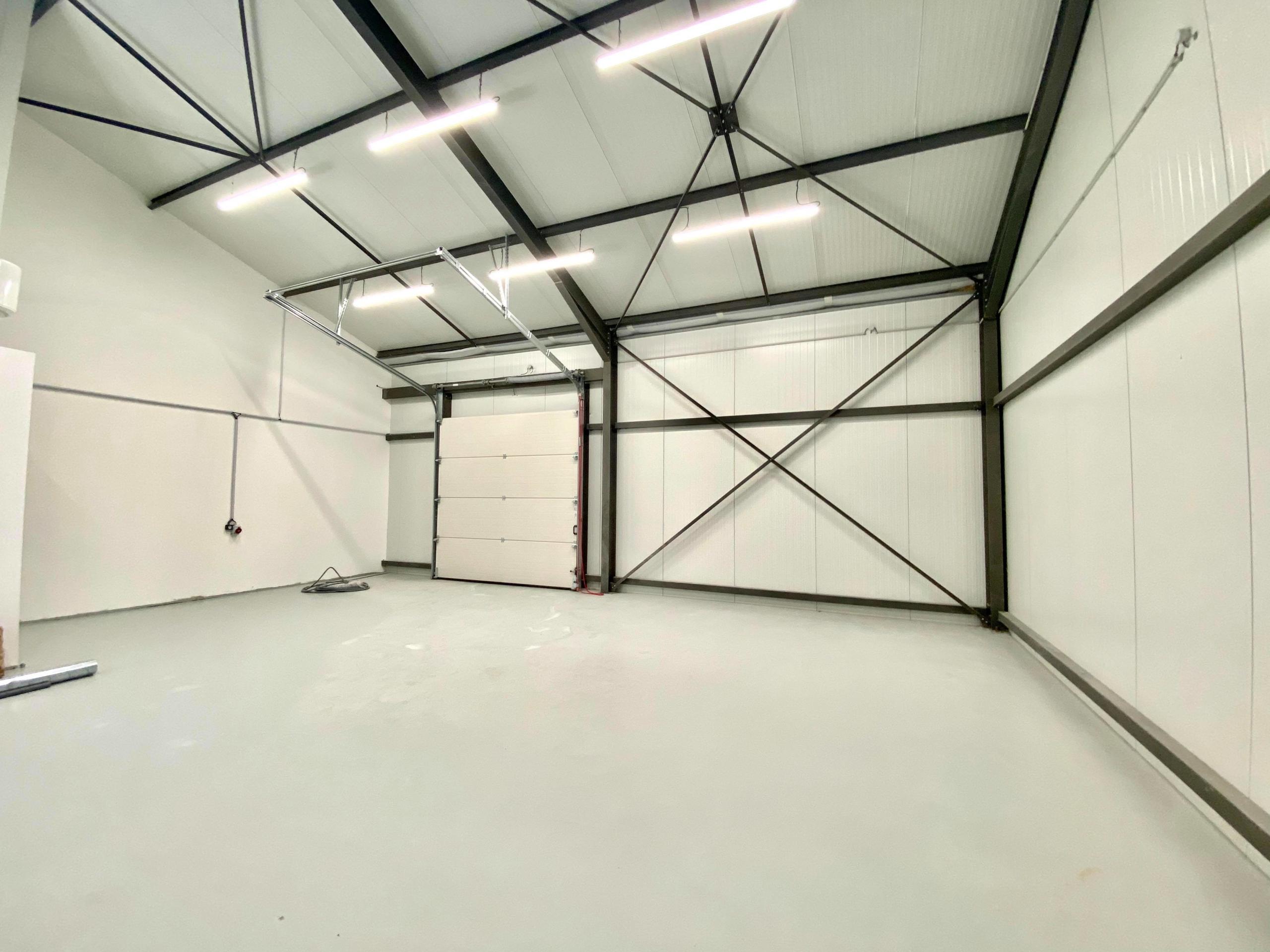 Ateliers d'activite 87m²