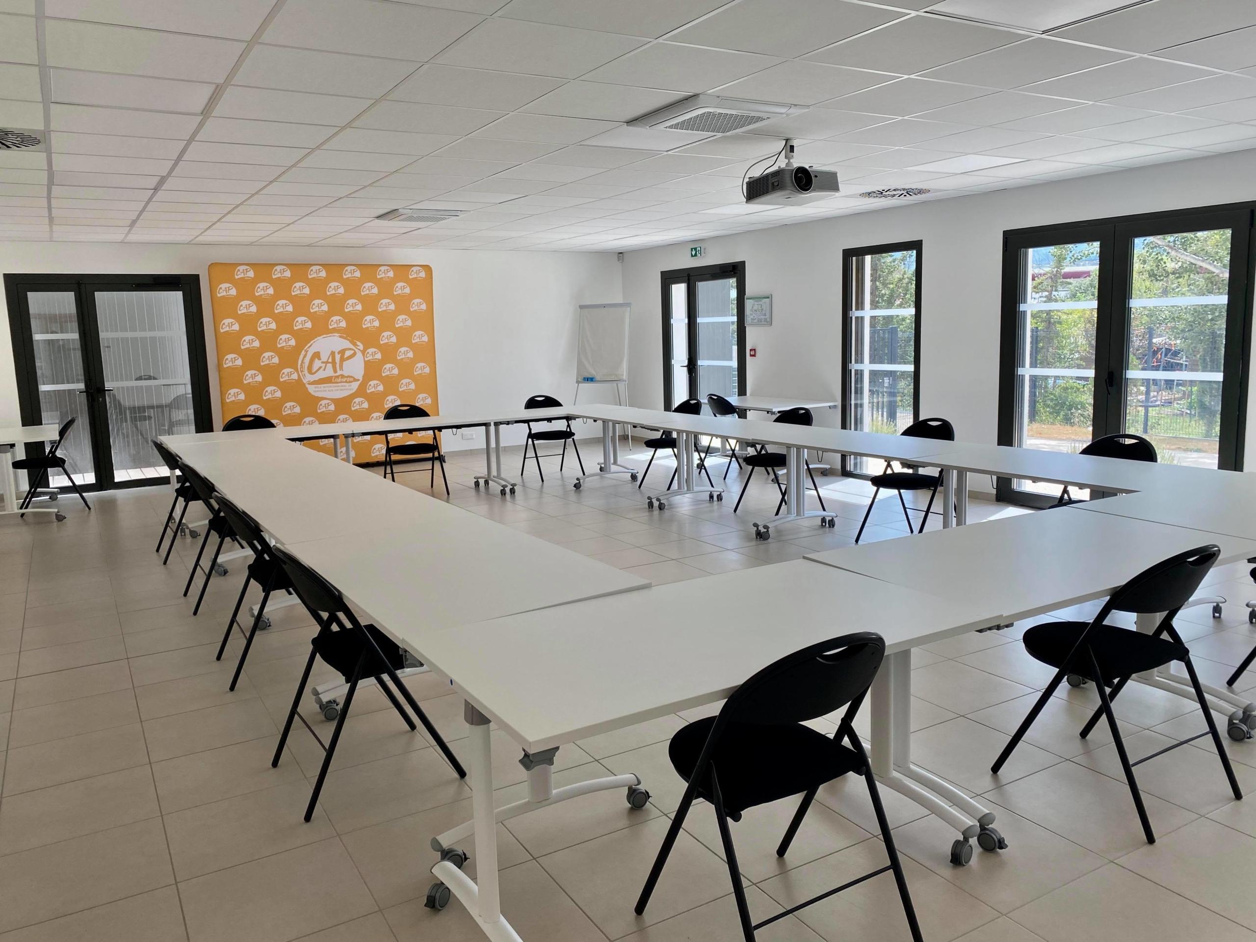 Salle de réunion 80m²